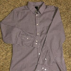 H&M long sleeve dress shirt